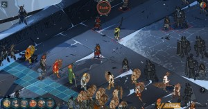 Banner Saga Now Available For iOS