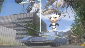 Dream Club Themed DLC is Confirmed for Earth Defense Force 2 Portable V2