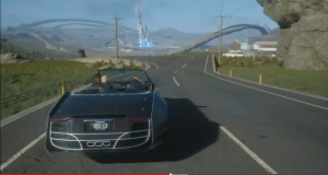 Final Fantasy XV And More Shown During 'Tabata's Active Time Report'