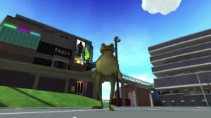 Amazing Frog? is Making the Leap to Steam Greenlight