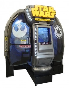 Bandai Namco is Making a Star Wars Pod-Styled Arcade Game