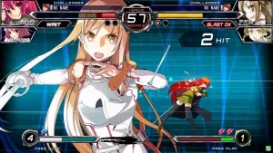Prepare Yourself for a Buttload of Dengeki Bunko Fighting Climax Gameplay