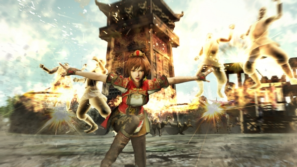 Western release date set for Dynasty Warriors 8: Empires on PC, PS3 ...