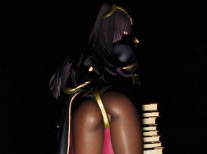Tharja's Butt is Too Risque for Super Smash Bros.