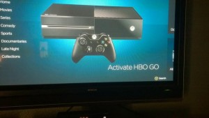 Images of HBO Go Running on Xbox One have Surfaced