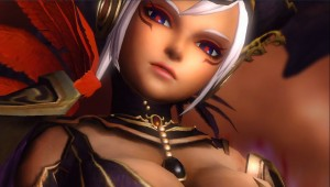 Check Out Cia and Volga in Hyrule Warriors
