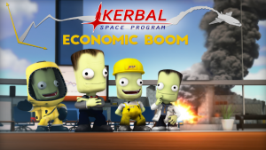 The Economic Boom is Now Available in Kerbal Space Program