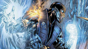 DC Comics is Commissioning a Mortal Kombat X Comic Series