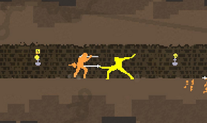 Nidhogg Has It's Anticipated Release On PS4 and Vita Tomorrow