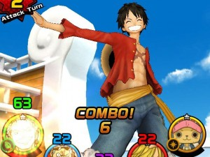 One Piece: Dance Battle is Going to Violently Dance on Your Phone