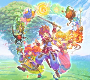 The Heroes from Secret of Mana are Coming to Rise of Mana