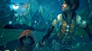 The Dreamy World of Silence: The Whispered World II is Coming to Xbox One