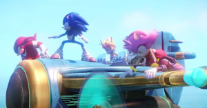 Check Out a NYCC 2014 Trailer for Sonic Boom on Wii U and 3DS