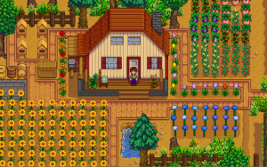 Stardew Valley Update Improves Married Life, Fruit Trees, More