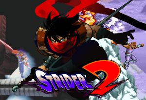 Strider 1 and 2 are Coming to the Playstation Network this Tuesday