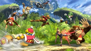 Super Smash Bros. on Wii U has Up to 8 Player Multiplayer, Mewtwo Returns, and More