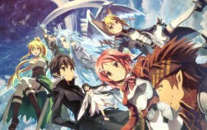 Characters Other than Kirito Are Playable in Sword Art Online: Lost Song