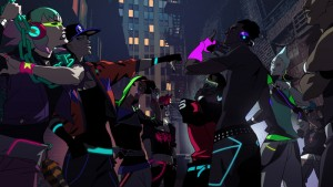 Urbance is a Brilliant Mash Up of Jet Set Radio and The Warriors