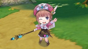 Atelier Rorona Will Be Set To Craft On 3DS Next Year