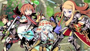 Etrian Odyssey and the Mystery Dungeon is Revealed for 3DS