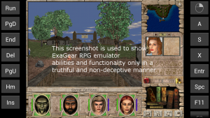 Android Emulator Plays Real PC RPGs, For A Price