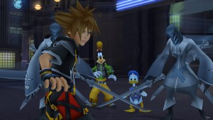 New Kingdom Hearts 1.5+2.5 Gameplay Shows Off 1080p, 60FPS Performance