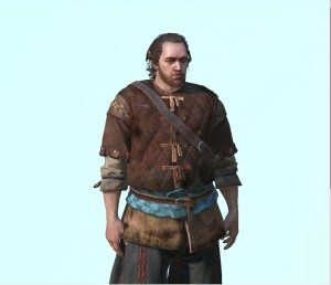 Sick Fan is Inserted Into Witcher 3 As An NPC
