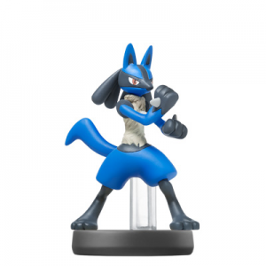 """The Lucario Amiibo is Exclusive to Toys """"R"""" Us"""