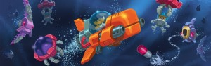 Yes, You Can Haz Aqua Kitty: Milk Mine Defender DX on PS4 and Vita