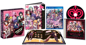 Criminal Girls: Invite Only is Tantalizing PS Vita on February 3rd, Premium Edition Revealed