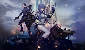 That Ghost in the Shell Online FPS is Still in Development