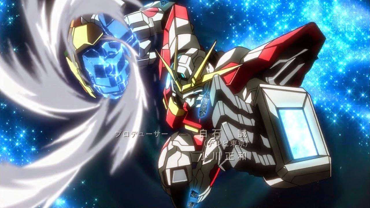Gundam Breaker 2 Adds Sekais Build Burning Niche Gamer Try