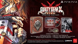 Feast Your Eyes on the Limited Edition of Guilty Gear Xrd: Sign