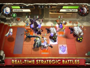 Square Enix Confirms Mobile Tactical RPG Heavenstrike Rivals for a Worldwide Release