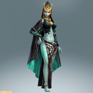 Get a Look at Twili Midna and Postmaster Link in the Upcoming Hyrule Warriors DLC