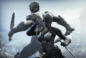 Tencent Games has Revealed Infinity Blade Saga for Xbox One
