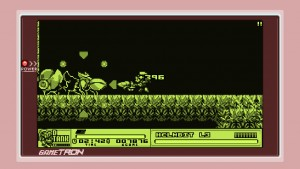 The Game Boy-Inspired Action Platformer, Joylancer, is on Steam Early Access