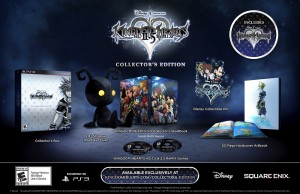 A Gorgeous Collector's Edition for Kingdom Hearts HD 2.5 Remix is Revealed