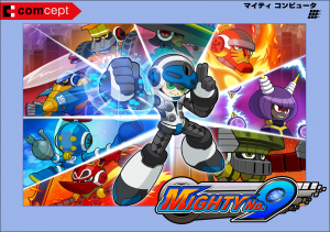 New Beck Design and Japanese Box Art Revealed for Mighty No. 9