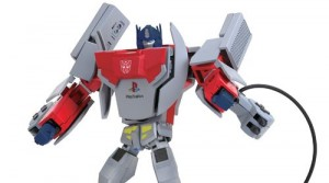 That Amazing Playstation Optimus Prime is Now Up for Pre-order