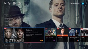 Sony is Trying to Reinvent TV with Playstation Vue, a New Cloud-Based TV Service
