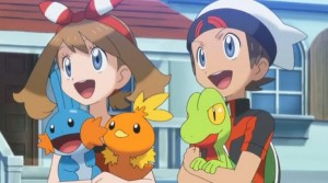 Here's a Brief Anime Short for Pokemon Omega Ruby and Alpha Sapphire