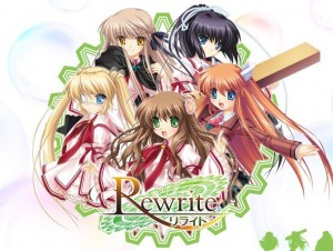 Visual Novel Rewrite is Getting an Enhanced Port on Playstation 3