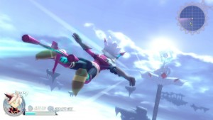 Witness a Gorgeous New Trailer for Rodea the Sky Soldier