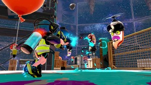 The Squid-like Splatoon is Heading to Wii U in Q2 of 2015