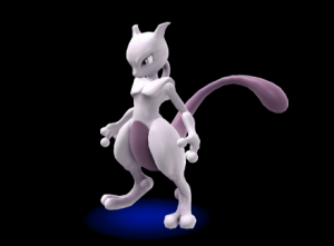 Mewtwo is Paid, Downloadable Content for Super Smash Bros.