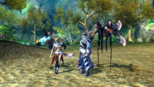 Taiwanese MMORPG Weapons of Mythology is Heading to Playstation 4