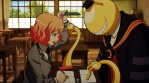 Assassination Classroom is Getting a Mobile Version, an Anime Series, and a Live-Action Movie!