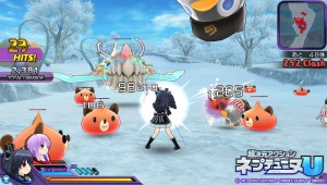 Hyperdimension Neptunia U: Action Unleashed is Making Its Way to the West