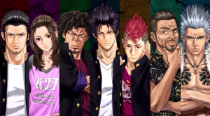 Check Out a Five-Minute Trailer for Kenka Bancho 6: Soul & Blood